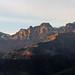 Mountain Range by David K. Marti