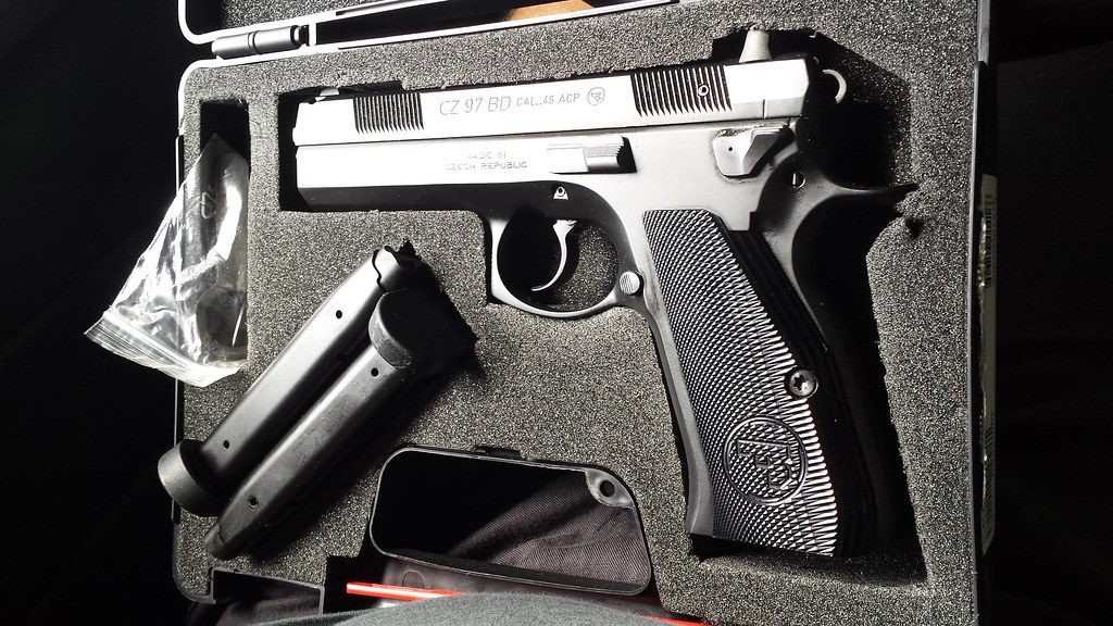 ○○ CZ 97BD ○ THE BEAST ○○ For Trade | Trash Pile Classifieds