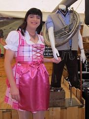 Girly Oktoberfest fun