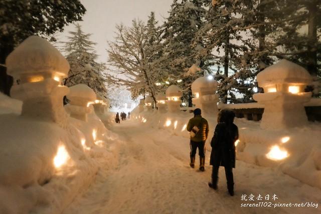 20150214米澤雪燈籠-10米澤雪燈籠-1330293