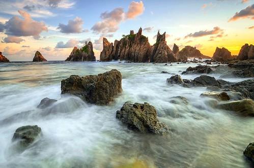 beach nature indonesia landscape nikon lampung nikond7000