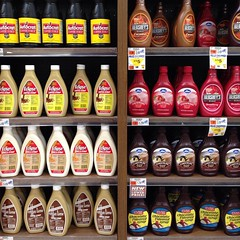 Who knew there are were so many kinds of syrups