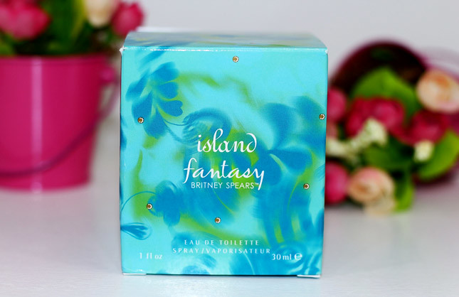 Resenha: Fragrância island Fantasy Britney Spears