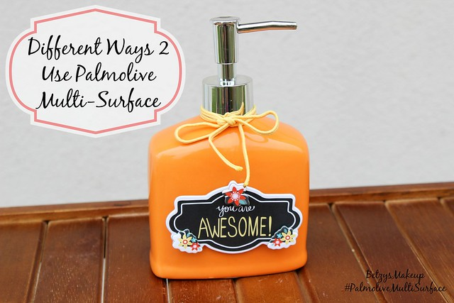 different-ways-to-use-#PalmoliveMultiSurface