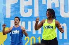 "Con gran número de participantes se realizó en Viña del mar la primera Perrorunning ""Ven a Correr con tu Mascota"" del 2015"