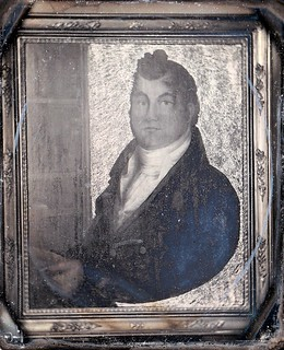 Daguerreotype of a Painting