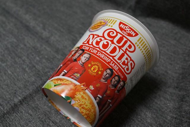 カップヌードルトムヤムクン味