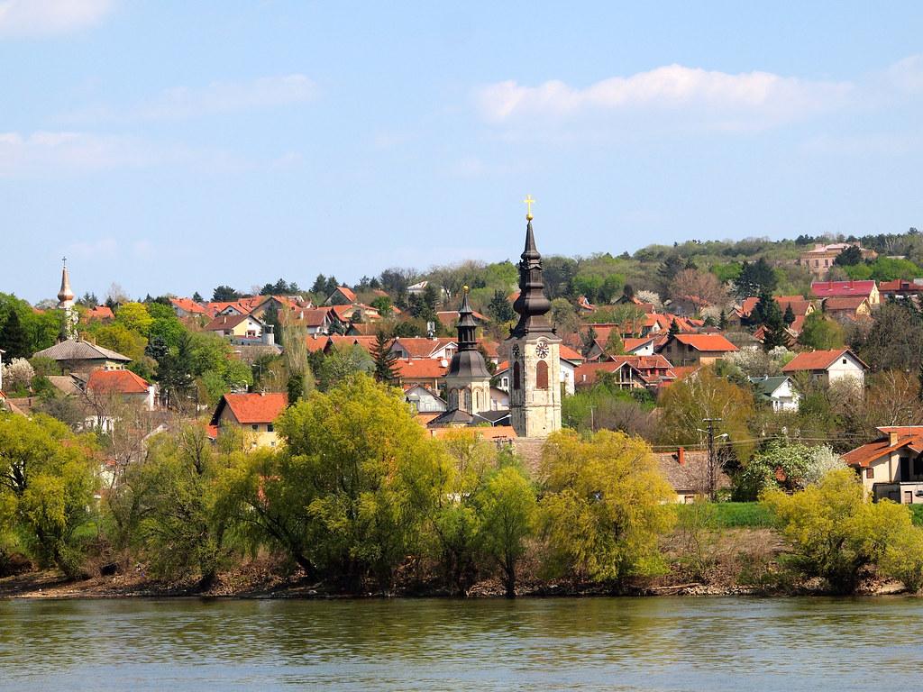 Sailing along the Danube