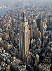 Empire State - NY - Aerial View
