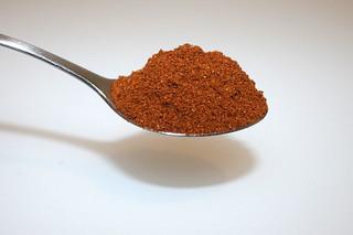 06 - Zutat Paprika edelsüss / Ingredient paprika sweet