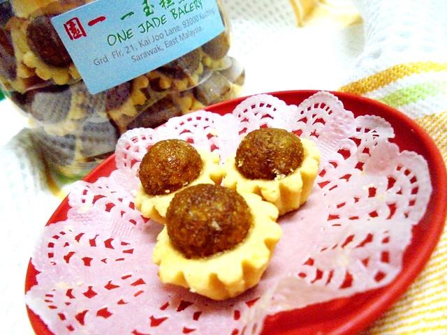 Kuching jam tarts