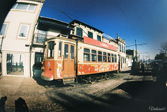 Tram №1. Porto
