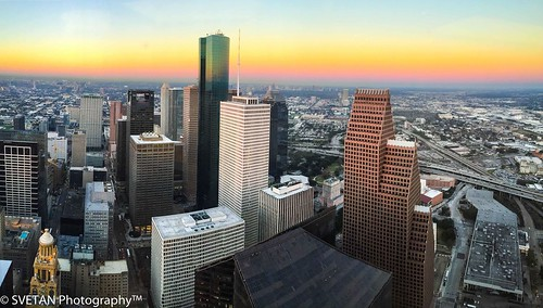 skyline sunrise photography downtown cityscape texas houston jpmorgan jpmorgantower iphone6 anvarkhodzhaev svetan