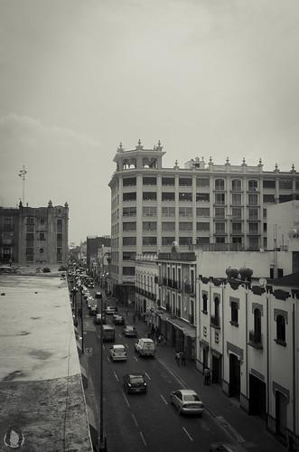 Puebla Blanco y Negro