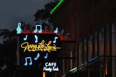 Memphis - Jerry Lee Lewis Honky Tonk Café