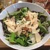 #veg #vegetables #vegetarian #salad #insalata #instafood #caprino #fruit #pere #noci #honey #miele