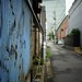 A spectacle of back alley in Chiba city 2016/07 No.1. by HIDE@Verdad