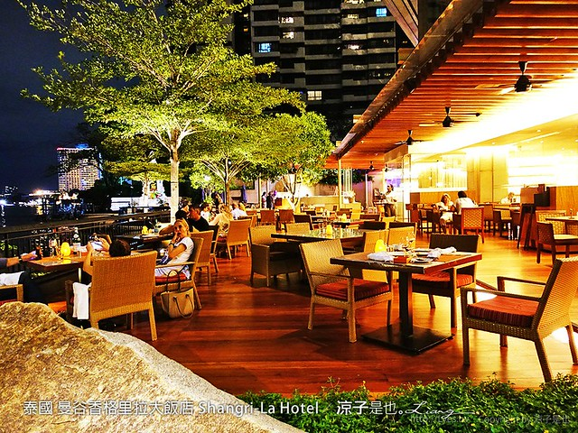 泰國 曼谷香格里拉大飯店 Shangri-La Hotel 14