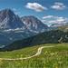 Dolomiti - Val Gardena by Luigi Alesi