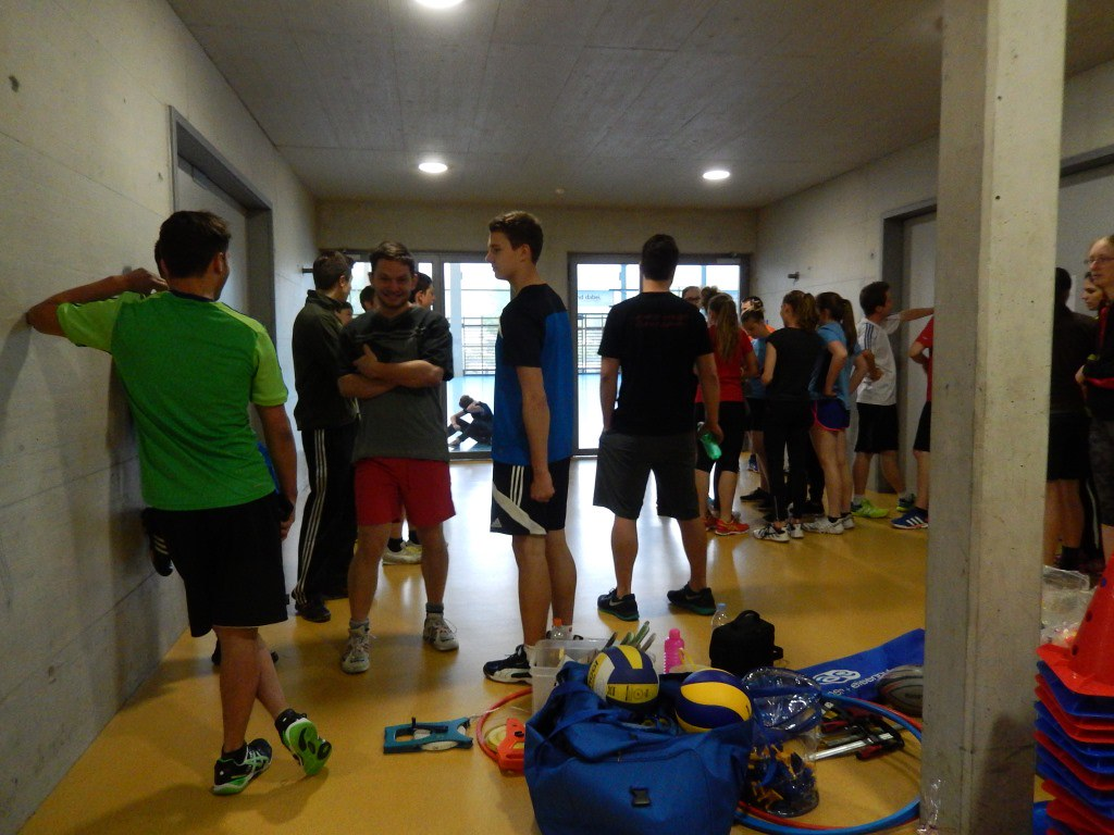 Trainingsweekend 2015, Willisau