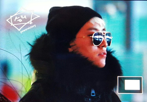 Big Bang - Gimpo Airport - 31dec2015 - Power Victory - 03
