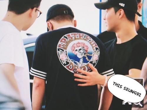Big Bang - Incheon Airport - 05jun2016 - THIS_SEUNGRI - 02