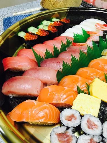 寿司銀のさら口コミ1