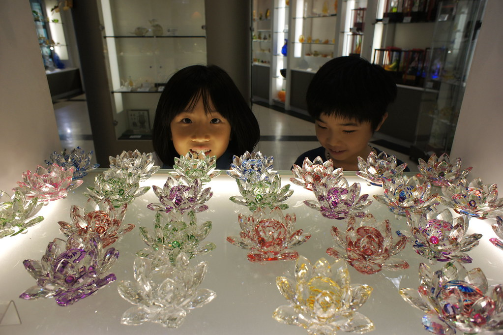 鹿港鎮玻璃博物館 (12)