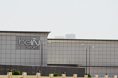 Bein Sport offices in Doha, Qatar