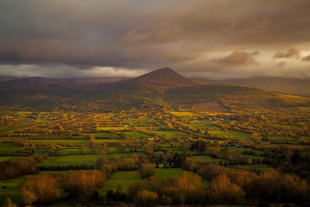 The Glen of Aherlow, Tipperary, Ireland