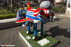WOOLLY JUMBO No.08 - Shaun The Sheep - Shaun in the City - London - 150423 - Steven Gray - IMG_0141