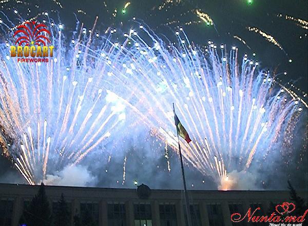 """""""BROCART"""" SRL - Focuri de artificii şi efecte speciale"""
