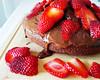 Torta cioccolato & fragole