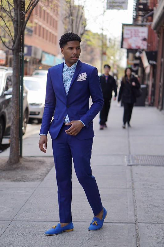 The Royal Suit for Spring/Summer '15 - Style Society Guy