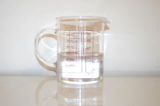 14 - Zutat Wasser / Ingredient water