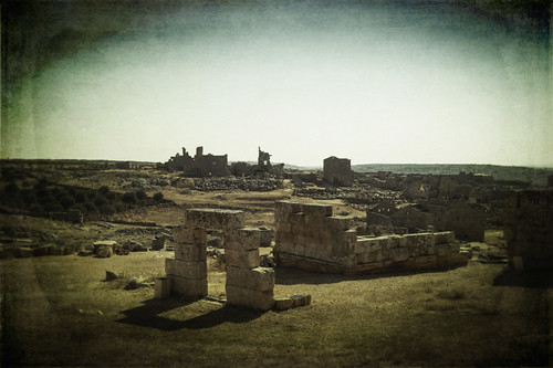 "art arte baths syria towns byzantine città siria terme bizantina ""dead serjilla morte"" ""città towns"" bizzantine"