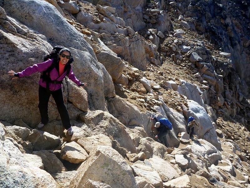 Ca grimpe !!!