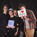 Thu, 16/04/2015 - 10:49am - Hippo Campus Live in Studio A, 4.16.2015 Photo by: Michael Shemenski