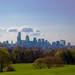 Philadelphia from Fairmont Park