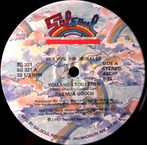 Brenda Gooch - You And I 1A