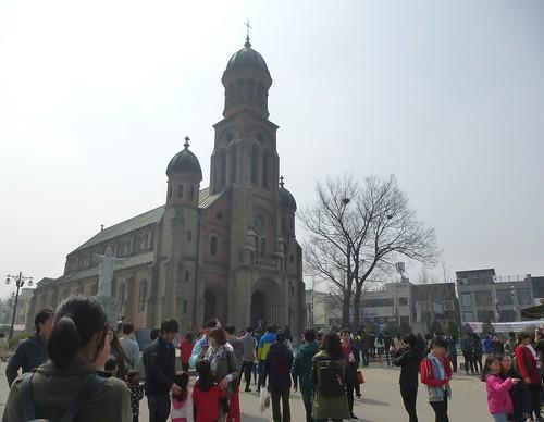 Co-Jeonju-Hanok-Eglise catholique (13)