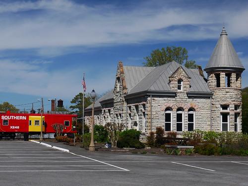 Ft. Payne, AL Depot