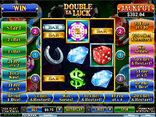 Double Ya Luck! slot game online review