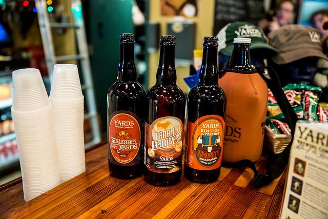 Beer Lab 2015