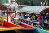 Xochimilco canals - Mexico City