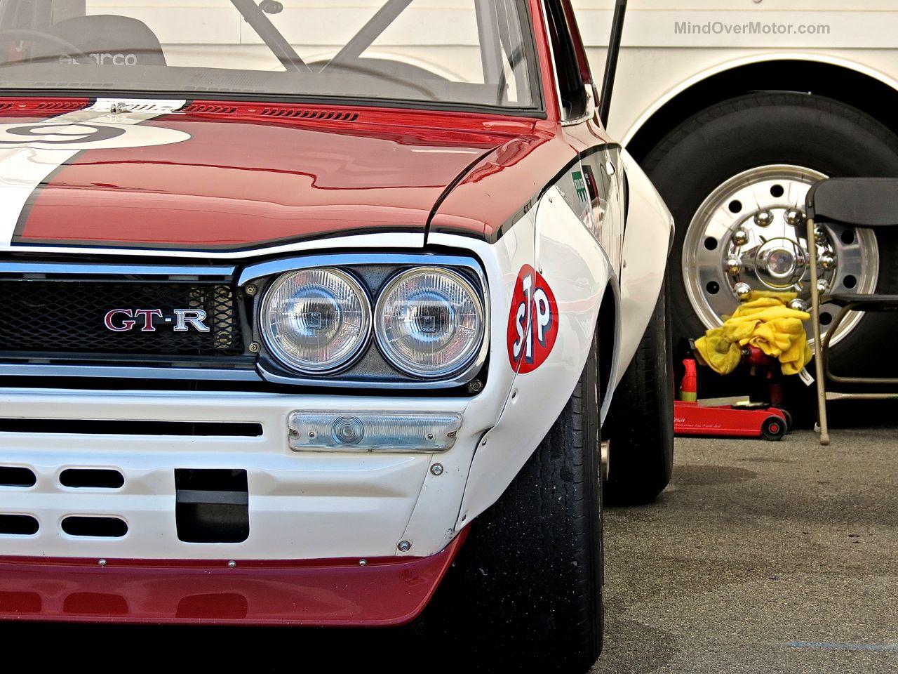 1971 Nissan 2000GT-R Hakosuka Race Car