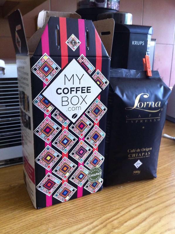 "Foto de @mgperezreyna en Twitter ""@mgperezreyna: Disfruten café chiapaneco @MyCoffeeBoxmx http://t.co/dlvnVKzsRJ"""