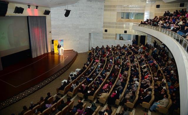 Rektörümüz Prof. Dr. Nevzat Tarhan Konya'da Ailede Güven ve Sadakati anlattı 4