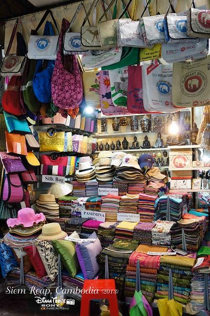 Siem Reap Old Market 03