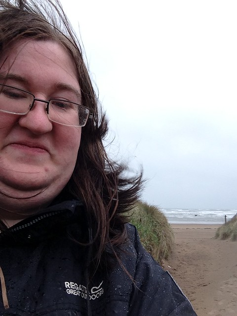 St Andrews selfie XD
